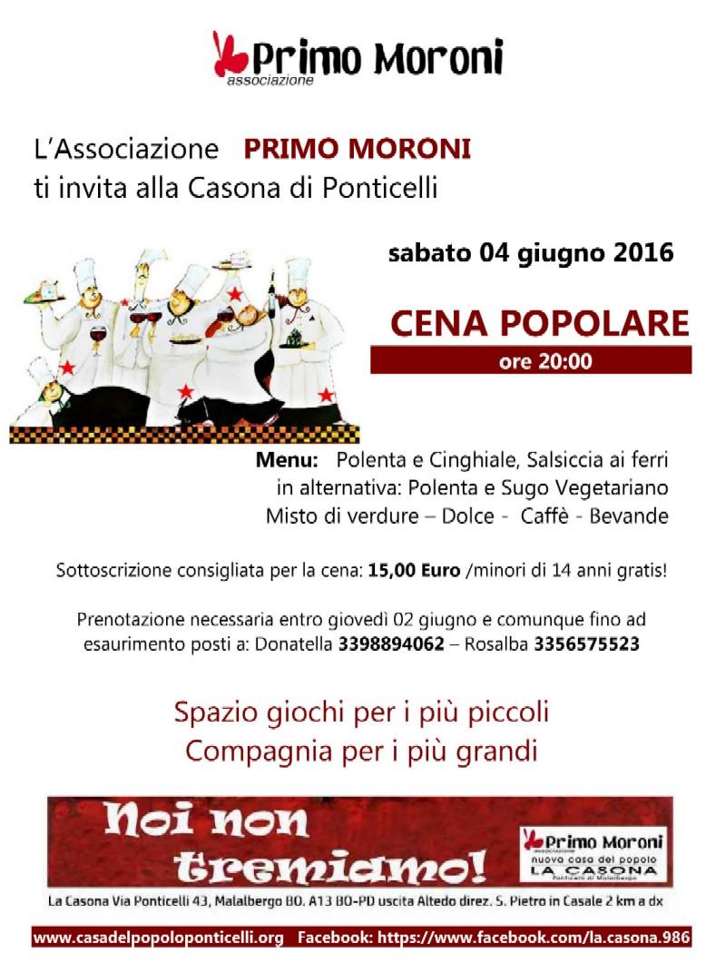 20160604 Cena Popolare